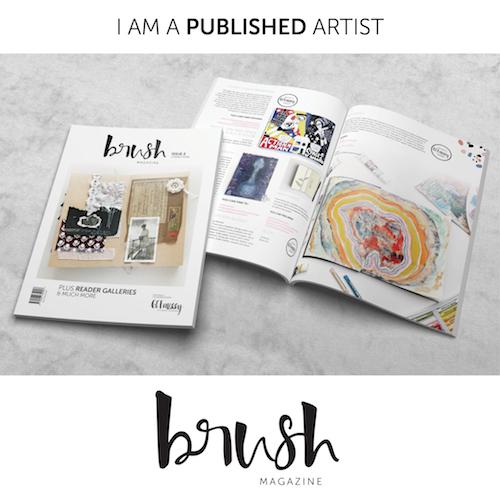 I'm a Published Artist!